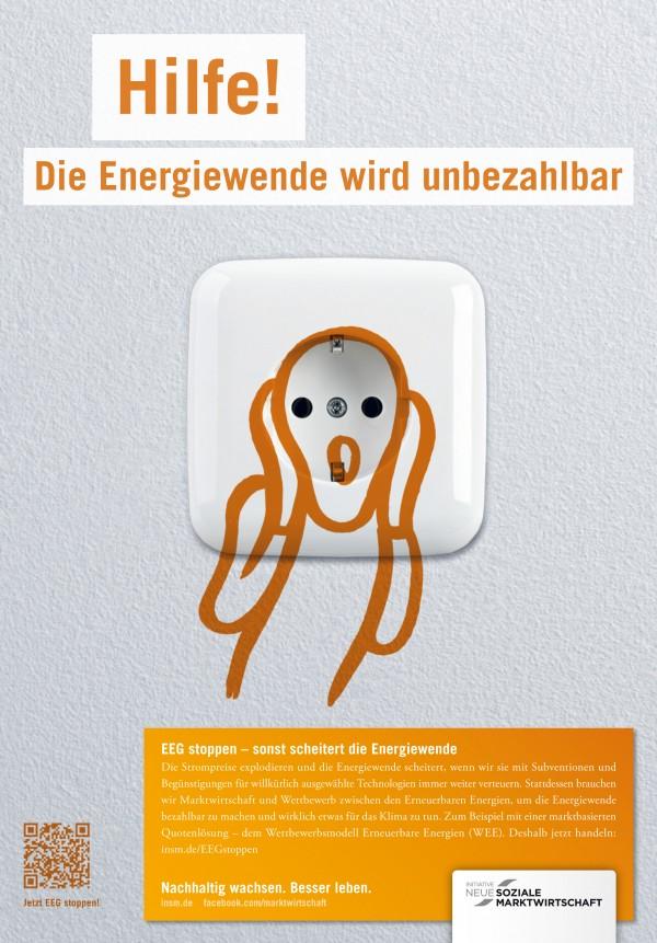 Motiv Printanzeige für die Süddeutsche, 12.09.2012; Quelle: INSM-website