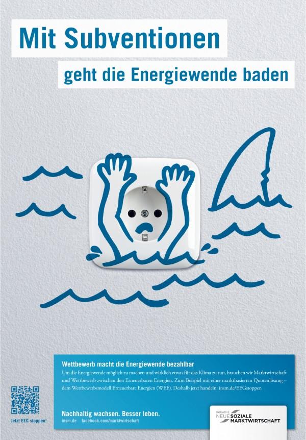 Motiv Printanzeige für die FAZ, 10.09.2012; Quelle: INSM-website